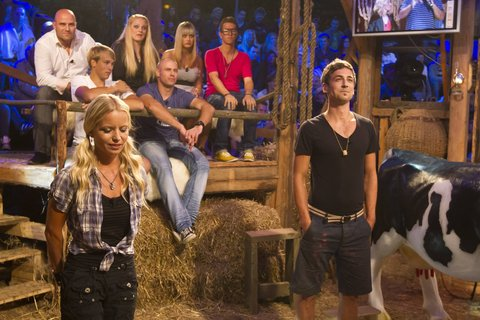 FOTKA - Michal Páleník se stal vítězem finále show Farma