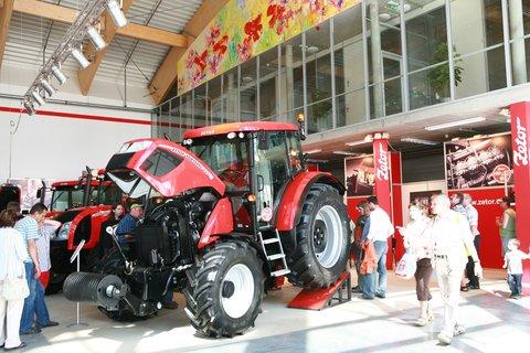 FOTKA - Země živitelka 2012 nabízí bohatý program