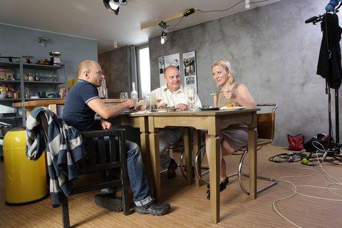 FOTKA - Pořad Když vaří táta na Prima family