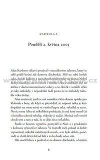 FOTKA - Evropský bestseller Stoletý stařík, který vylezl zokna a zmizel