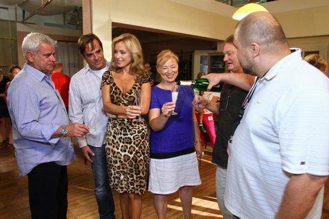 FOTKA - Cesty domů oslavily natáčení 150. dílu