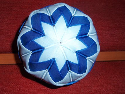 FOTKA - Vyrob si sama: Zdobené polystyrenové koule