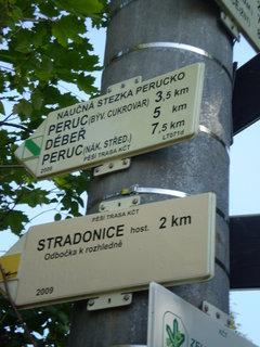 FOTKA - Stradonice a rozhledna Stradonka
