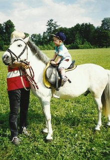 FOTKA - Jezdectví na ponících