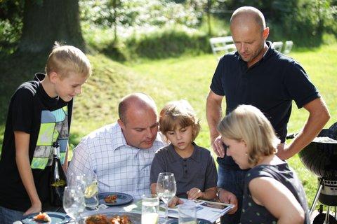 FOTKA - Když vaří táta 23.9. 2012 – víkendové grilování