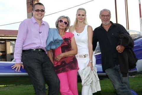 FOTKA - VIP Prostřeno 20.9. 2012 - Dana Homolová