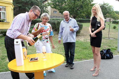 FOTKA - VIP Prostřeno 20.9. 2012 - Roman Šmucler