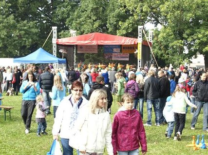 FOTKA - Polabinská pouť 2012 již v sobotu