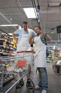 FOTKA - Jiří Sedlář z pořadu Masterchef demoluje vilu za 34 milionů