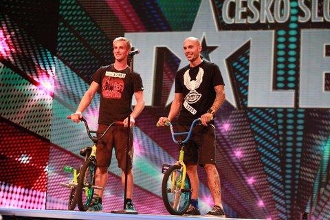 FOTKA - Česko Slovensko má talent 23.9. 2012