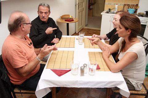 FOTKA - VIP Prostřeno 25.9. 2012 - Jaroslava Hanušová