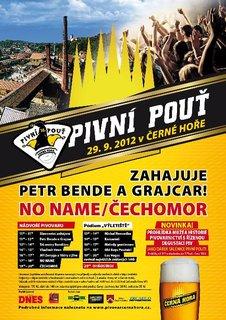 FOTKA - Pivní pouť 2012 nabídne pivní novinky