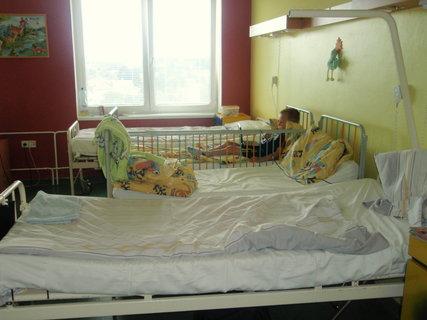 FOTKA - Dovolená v nemocnici