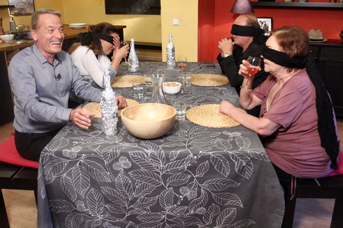 FOTKA - VIP Prostřeno 27.9. 2012 - Martin Severa