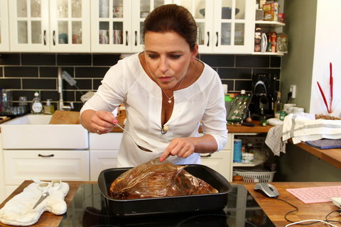 FOTKA - VIP Prostřeno 27.9. 2012 - Lucie Zedníčková
