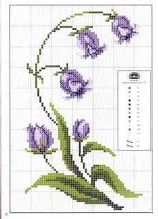 FOTKA - Zahrada a květiny - 200 motivů pro křížkové vyšívání