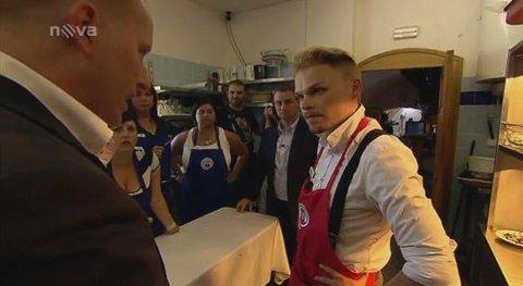 FOTKA - Petr Jonáš se v pořadu Masterchef pohádal s porotcem