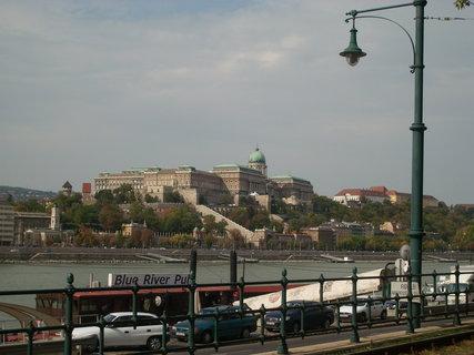 FOTKA - Prodloužený víkend v Budapešti - pátek