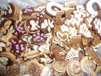 FOTKA - Vánoční cukroví - nejoblíbenější recepty