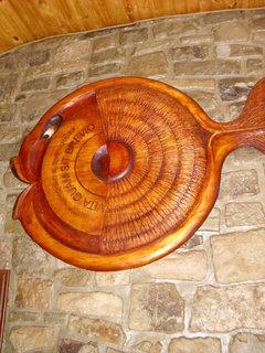 FOTKA - Kalamita v rybí restauraci