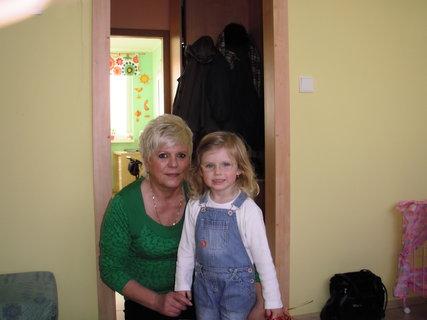 FOTKA - Já a moje vnučka