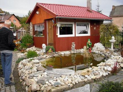 FOTKA - Vagónový domeček