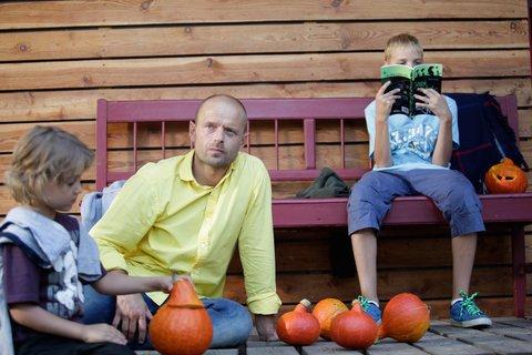 FOTKA - Když vaří táta 28.10. 2012 – Halloween
