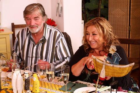 FOTKA - VIP Prostřeno 25.10. 2012 - Halina Pawlowská