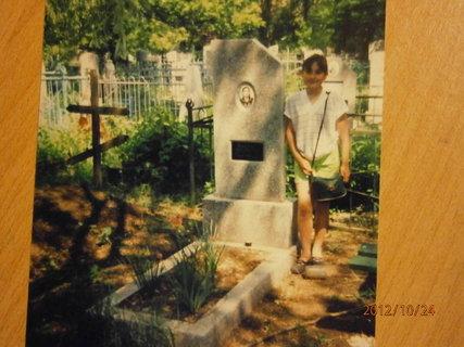 FOTKA - Jak uctít památku zemřelých na Ukrajině aneb česky Dušičky