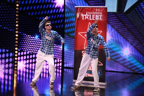 FOTKA - Česko Slovensko má talent 28.10. 2012