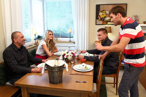 FOTKA - VIP Prostřeno 30.10. 2012 - David Svoboda