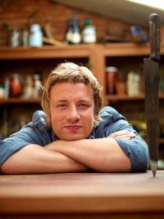 FOTKA - Jamie Oliver vaří doma na Prima love