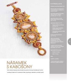 FOTKA - Šperky z korálků a perel - Náhrdelníky, náramky a náušnice