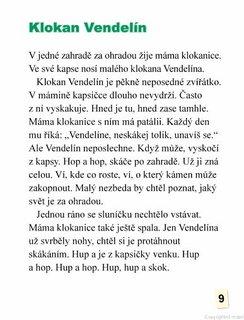 FOTKA - Lenka Rožnovská - Ukradená písmenka