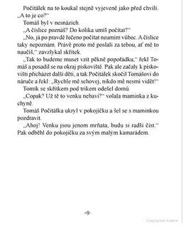 FOTKA - Zuzana Pospíšilová - Hravá škola počítání