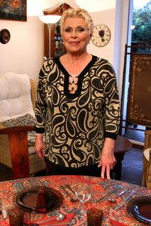 FOTKA - VIP Prostřeno 6.11. 2012 - Jana Andresíková