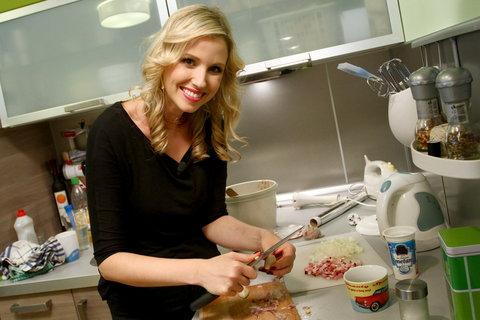 FOTKA - VIP Prostřeno 13.11. 2012 - Tereza Jemelíková