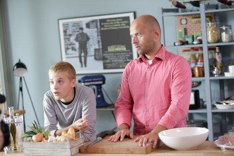 FOTKA - Když vaří táta 18.11. 2012 - Vepřové hody