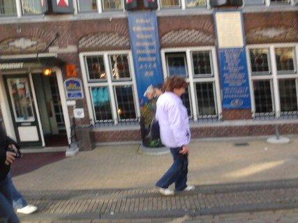 FOTKA - Cestování - Holandsko (Nizozemsko) - 1. den