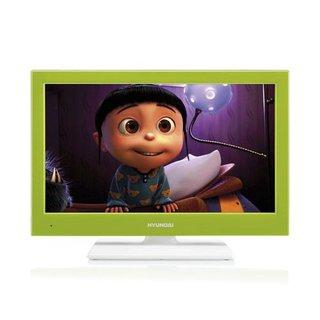 FOTKA - Chcete dětem barevně sladit pokoj včetně barvy televize?