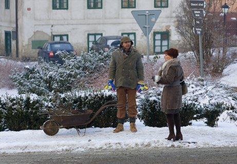 FOTKA - Film Vánoční hvězda 16.12. 2012