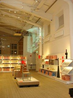 FOTKA - Moderna museet a Arkitekturmuseet ve Stockholmu