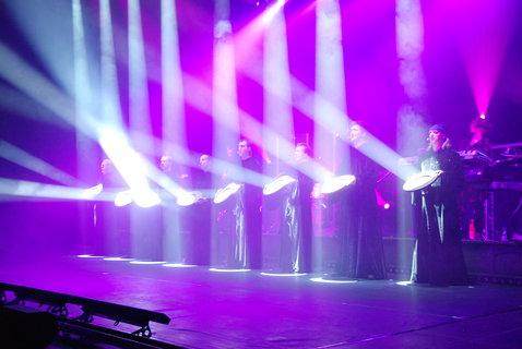 FOTKA - Slavní GREGORIAN vystoupí vČR na dvou exkluzivních koncertech