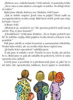 FOTKA - Astrid Lindgrenová, Helena Zmatlíková - Děti z Bullerbynu