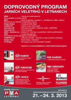 FOTKA - Jarní soubor veletrhů pro bydlení, stavbu a zahradu na výstavišti v Letňanech