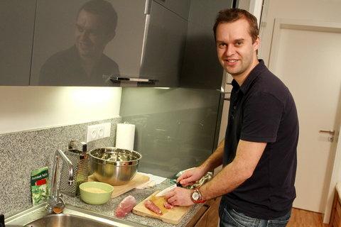 FOTKA - VIP Prostřeno 28.2. 2013 - Pavel Cejnar