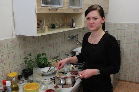 FOTKA - Prostřeno 5.3. 2013 – Martina
