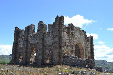 FOTKA - Návštěva míst Aspendos, Kurşunlu a Side