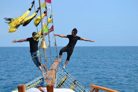 FOTKA - Plavba pirátskou lodí