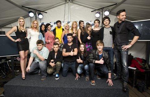 FOTKA - Superstar 2013 – finalisté zamíří do vily